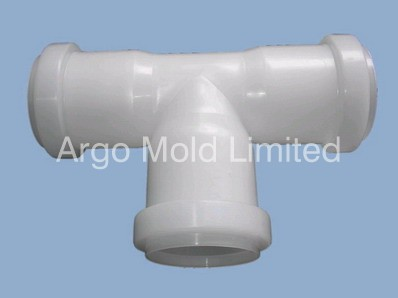 Injection Mold Pipe Fitting A